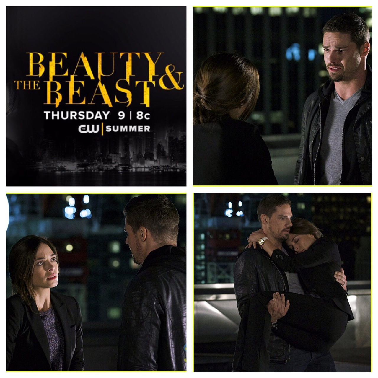 beauty and the beast, goals, and the cw image