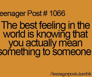 teenager post, quote, and feeling image