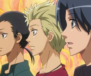 anime boy, kaichou wa maid sama, and naoya shirakawa image