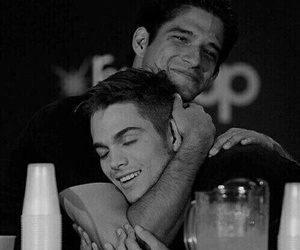teen wolf, dylan sprayberry, and tyler posey image