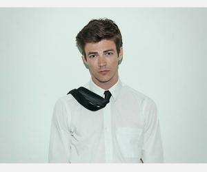 grant gustin, flash, and handsome image