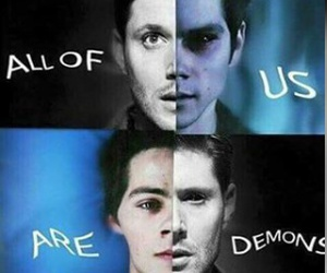 supernatural, teen wolf, and dean winchester image