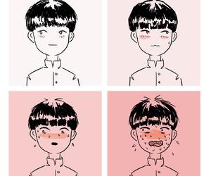 anime, fanart, and manga boy image