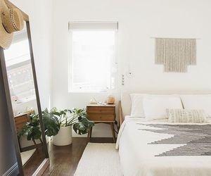 bedroom, interior, and Dream image