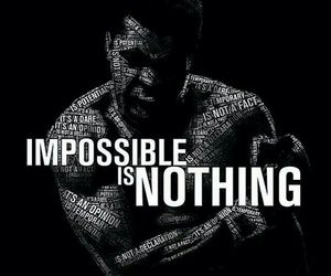 muscles, gym, and muhammad ali image