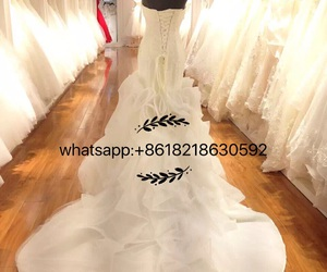 bride, fashion, and receptions image