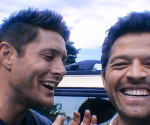 angel, dean winchester, and Jensen Ackles image