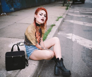hair, style, and luanna perez image