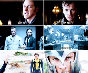 james mcavoy, Marvel, and movies image
