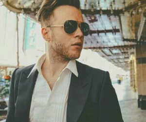 black and white, oliver stanley murs, and olly murs image