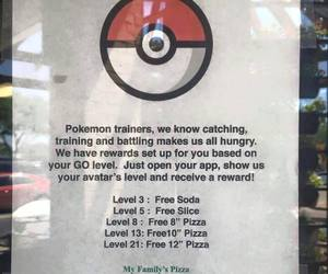 pizza, pokemon, and funny image