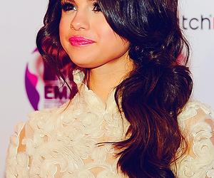 selena gomez, beautiful, and hair image