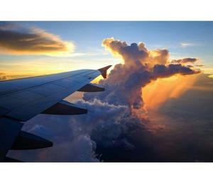 atardecer, sky, and cielo image