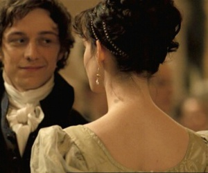 becoming jane, james mcavoy, and movie image