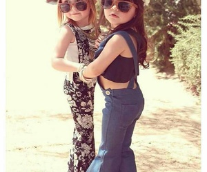 Best, friends, and twin image