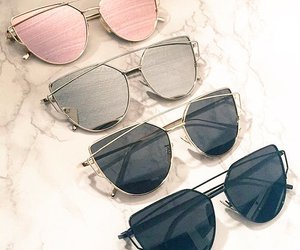 accessories, style, and sunglasses image