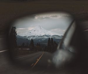 car, photography, and road image