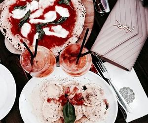 drinks, food, and food porn image