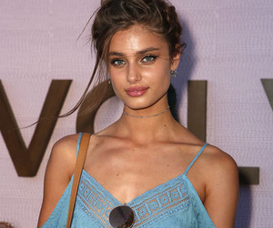 taylor hill, coachella, and model image