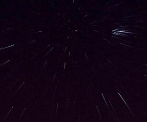 black, uzay, and stars image