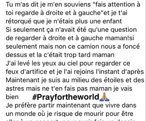 prayfortheworld and prayfornice image