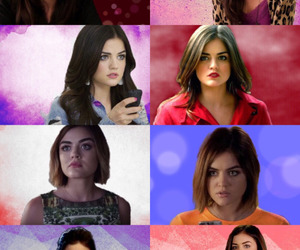 edit, tumblr, and lucy hale image