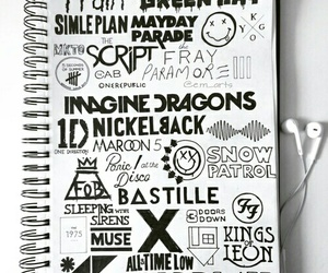 music, band, and coldplay image