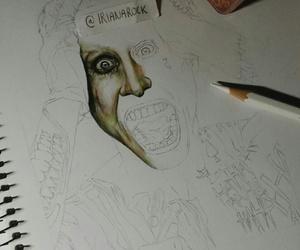 artist, August, and joker image