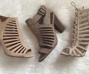 fashion, girls, and heels image