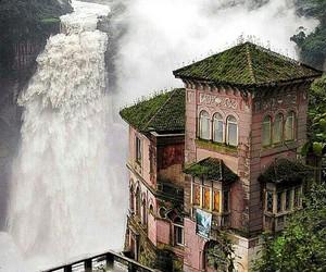 beautiful, travel, and waterfall image