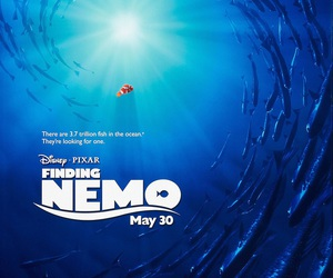 disney, dory, and nemo image