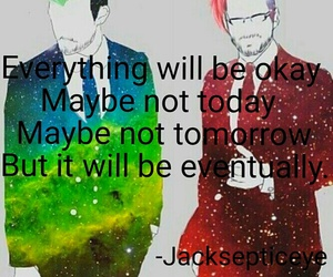 green, red, and markiplier image