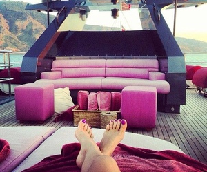 pink, luxury, and summer image