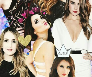 Collage, dulce maria, and tumblr image