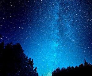 beautiful, 🌌, and blue image