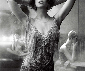1920, fashion, and glamour image