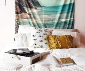 blanket, cozy, and urban outfitters image
