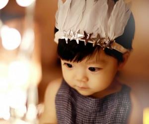 asian, wooju, and baby image