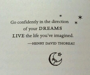 books, dreams, and life image