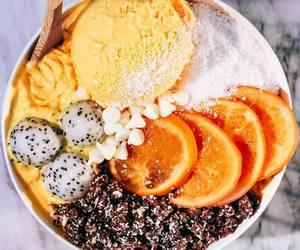food, healthy, and orange image