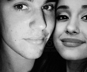 babes, bieber, and couple image