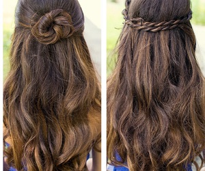hairstyle and cute image