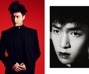 exo, lay, and monster image