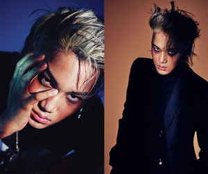 exo, monster, and kai image
