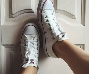 all star, chuck taylor, and sneakers image