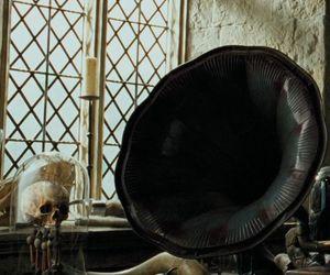 gryffindor, hogwarts, and ravenclaw image