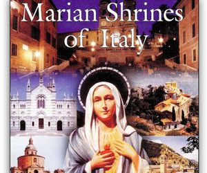 apparitions, Virgin Mary, and marian shrines image