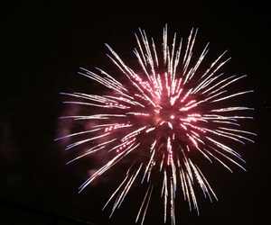 bright, colorful, and firework image