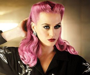 katy perry and pink hair image