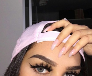 eyes, lashes, and brows image